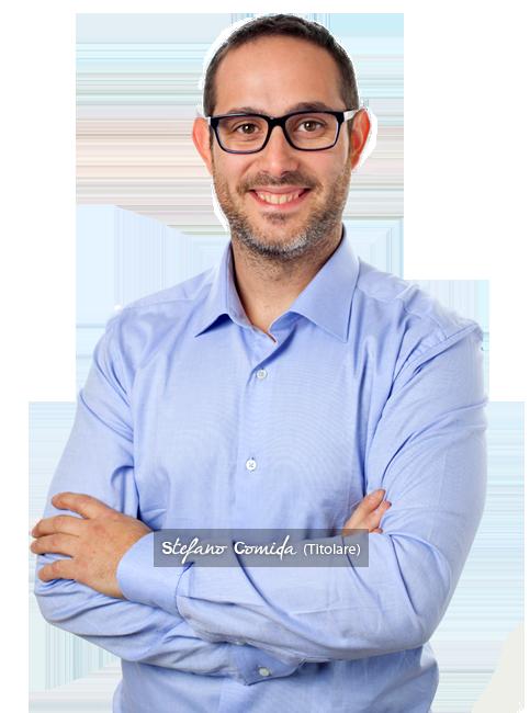 Stefano Comida - Titolare CBS Serramenti